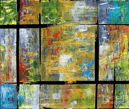 Secret Windows by Jose Miguel Barrionuevo