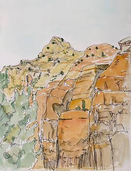 Sedona 4 by Alexandra  Kube