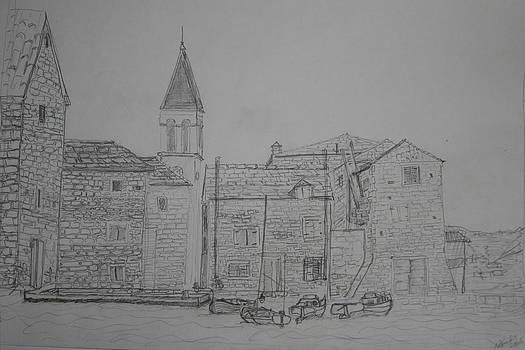 Seget Dalmatia Croatia by Mladen Kandic