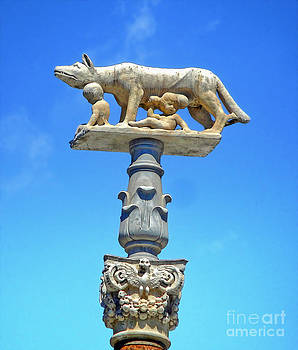 Gregory Dyer - Seina Italy - Romulus and Remus