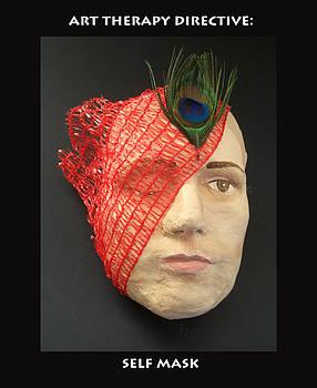 Anne Cameron Cutri - Self Mask