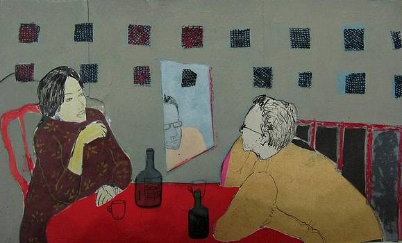 Selfish Man by Molood Mazaheri