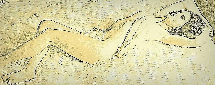 Sensual by Pravin Tripathi