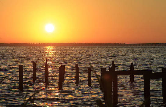September Sunrise by Lindy Brown