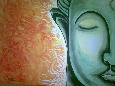 Serene by Navjeet Gill