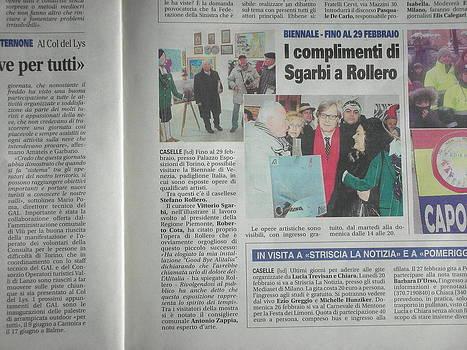 Settimanale IL CANAVESE del 15 febbraio 2012 by Stefano Rollero