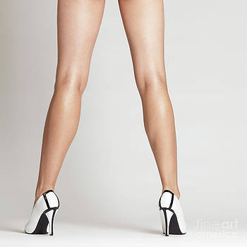 Sexy Long Legs by Oleksiy Maksymenko