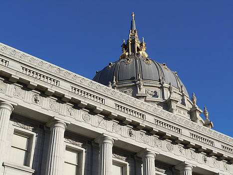SF City Hall by Art King