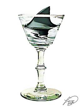 Shark Fin Martini by Lauranns Etab