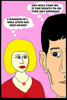 Noel Elliot - She Will Find Me On Fine Art America