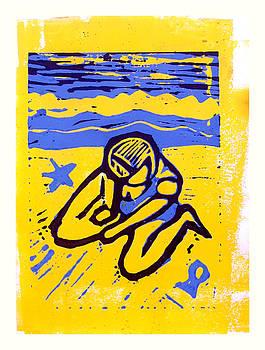 Adam Kissel - Shellie - the yellow sand