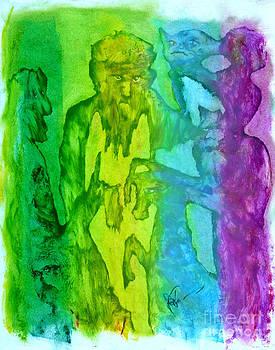 Shepherd of Odd by Linda May Jones