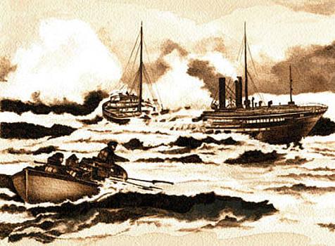 Shipwrecked by Cate McCauley