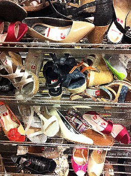 Donna Blackhall - Shoe Sale