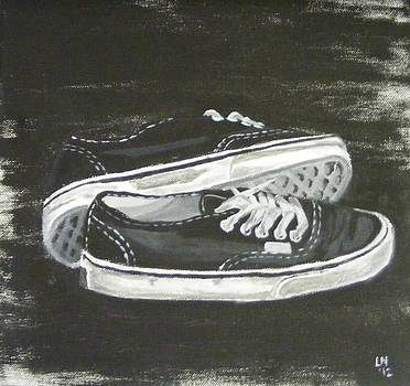 Shoes by Laura Evans