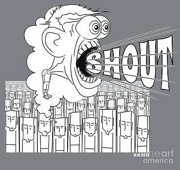 Shout by Marco Machatschke