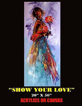 Show Your Love by Clement Martey