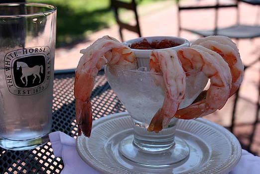 Anne Babineau - shrimp cocktail