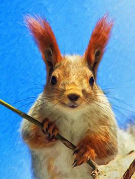 Dominic Piperata - Siberian Squirrel