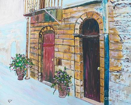 Judy Via-Wolff - Sicilian Home