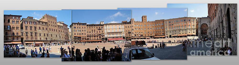 Gregory Dyer - Siena Italy - Piazza del Campo