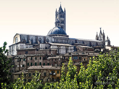 Gregory Dyer - Siena Italy - Siena Cathedral -02