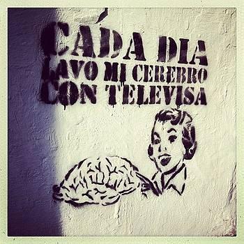 #sigueviendotelerisa #teidiotiza by Fernando Barroso