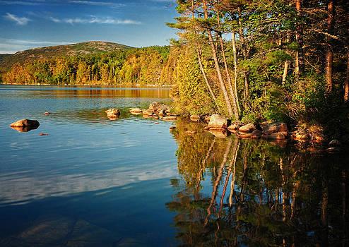 Thomas Schoeller - Silence is Golden - Eagle Lake at Sunrise