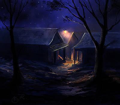 Silent Night  by Kiran Kumar