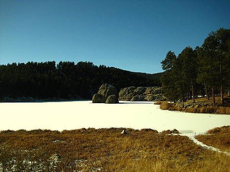 Silvan Lake by Gloriana Hernandez
