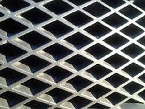 Silver Grate by Theodore Johnson