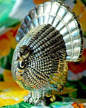 LeeAnn McLaneGoetz McLaneGoetzStudioLLCcom - Silver Turkey Right