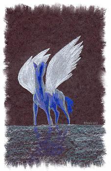 Silver Wings by Mark Schutter