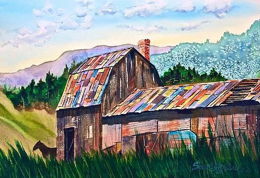 Frank SantAgata - Silverton Barn