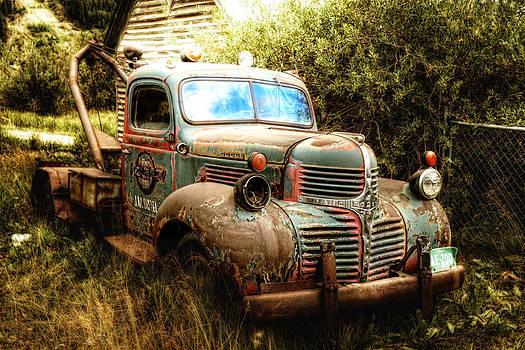 Richard Hinton - Silverton Tow Truck