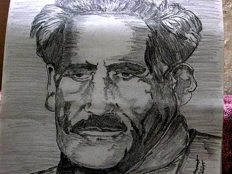 Simple Man  by Ashish Jha