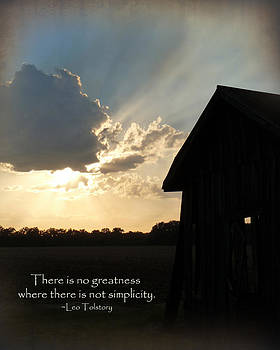 Terry Eve Tanner - Simplicity Inspirational
