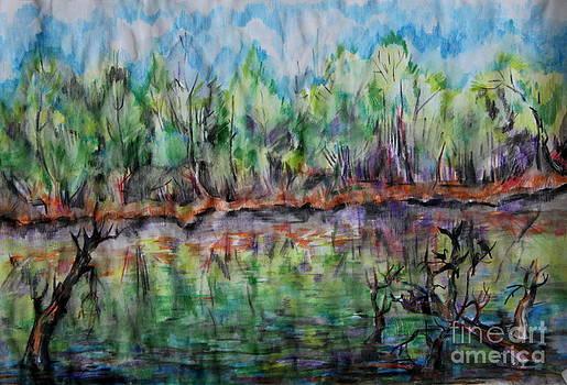 Anna  Duyunova - Singing Lake