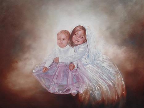 Sisters by Celeste Nagy