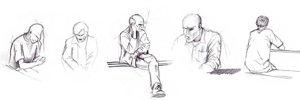 Mariusz Zawadzki - sketchbook