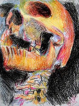 Jon Baldwin  Art - Skull