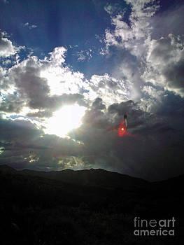 Sky Object by Juls Adams