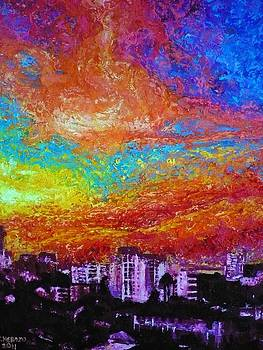 Sky over Manga 17 30 by Ericka Herazo