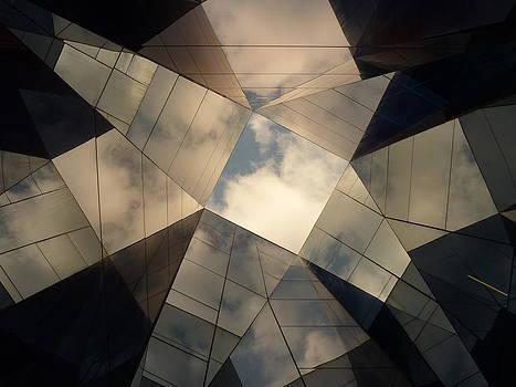 Sky Prism by Steven Ottogalli
