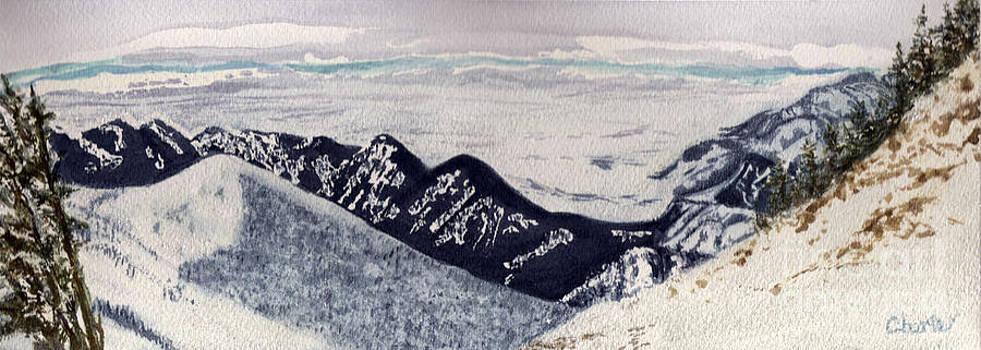 Slachman's Ridge by Vikki Wicks