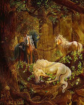 Sleeping Beauty by Steve Roberts