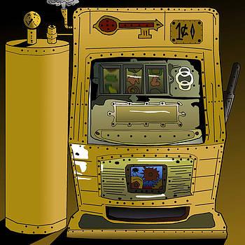Slots Punk - The Steam Punk Slots Machine by Casino Artist