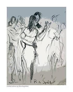 Slow Dancing by Reza Sepahdari