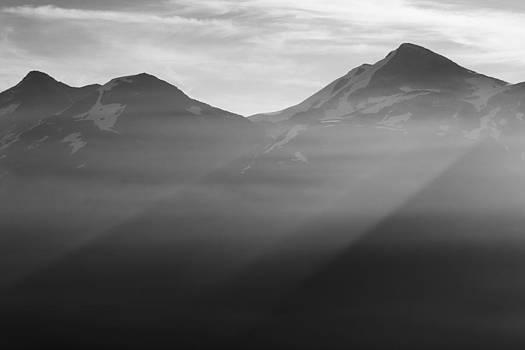 Smoke and Valleys by Brandon Broderick
