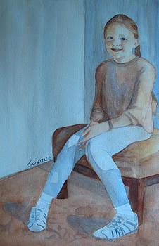 Jenny Armitage - Sneakers II